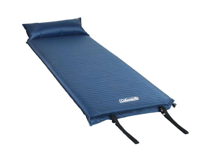 Coleman Self Inflating Air Mattress Pillow Upc 076501097696