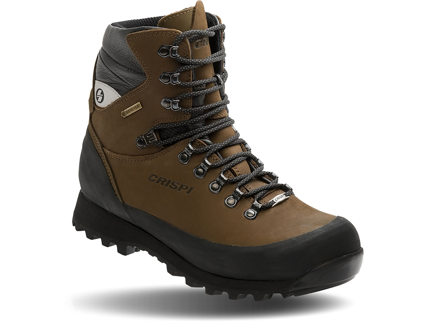 """Crispi Gran Paradiso GTX 8"""" Waterproof 400 Gram Insulated Hunting Boots Leather Women's"""