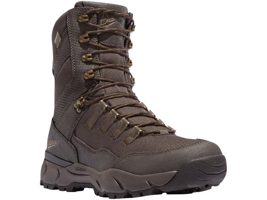 "Danner Vital 8"" Waterproof 400 Gram Insulated Hunting Boots Leather/Nylon Men's"