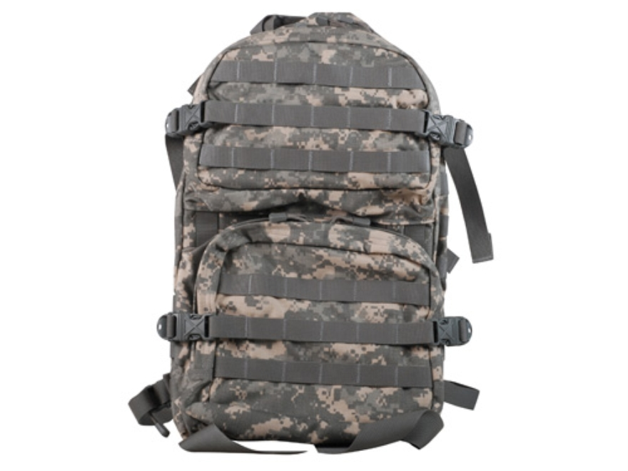 Spec.-Ops. T.H.E. Pack MOLLE Backpack Nylon Army Universal Camo