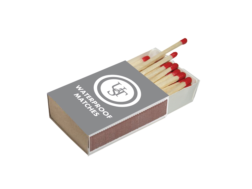 UST Waterproof Matches Pack of 4