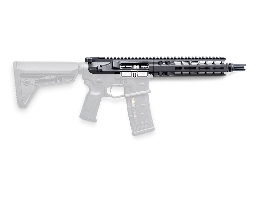 "Radian AR-15 Pistol Model 1 Upper Receiver Assembly 300 AAC Blackout 8.7"" Barrel with M..."