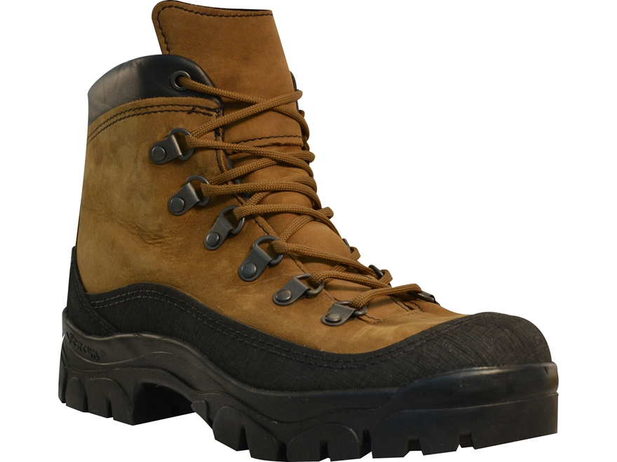 Surplus Waterproof Mountain Combat Boot Brown