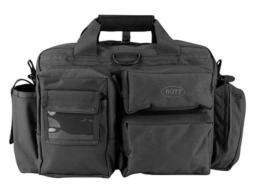 Boyt Tactical Briefcase Nylon Black
