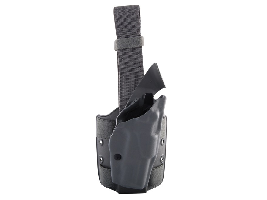 Safariland 6354 ALS Tactical Drop Leg Holster Right Hand S&W M&P 9mm, 40 S&W Polymer Fo...
