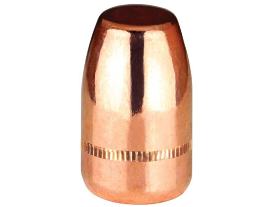 Berry's Bullets 45-70 (458 Diameter) 350 Grain Plated Round Shoulder With Cannelure