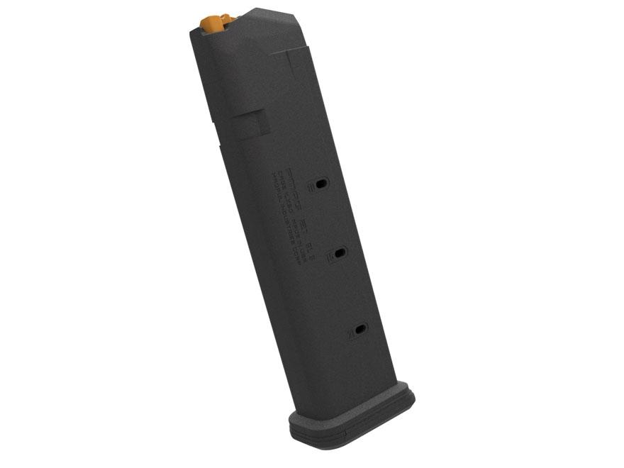Magpul PMAG GL9 Magazine Glock 17, 34 9mm Luger Polymer Black