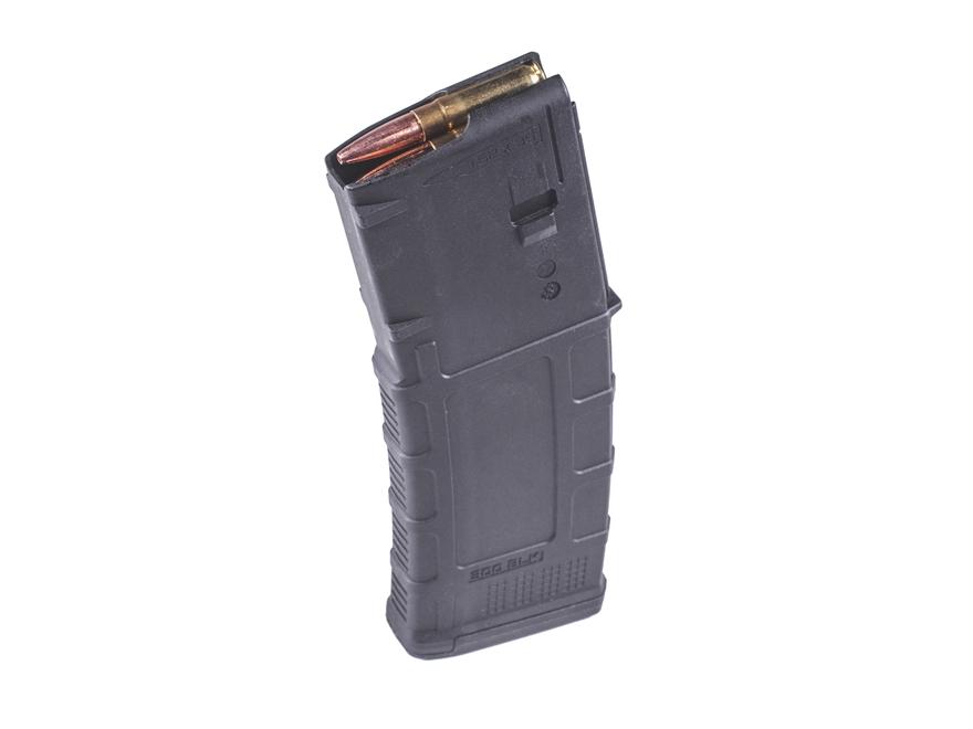 Magpul PMAG M3 300 B Magazine AR-15 300 Blackout 30-Round Polymer Black