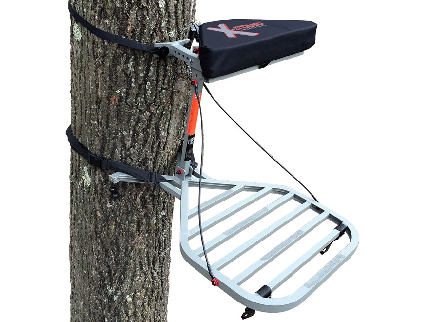 X-Stands The Xpedition Hang On Treestand Aluminum