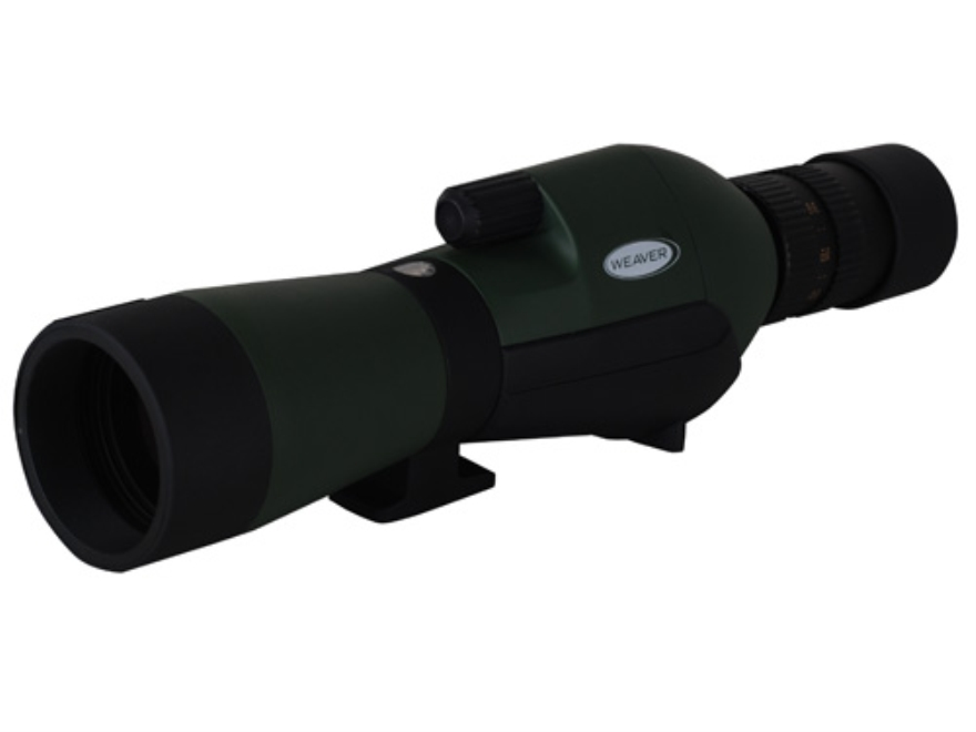 Weaver Classic Series Spotting Scope 15-45x 65mm Straight Eyepiece Black