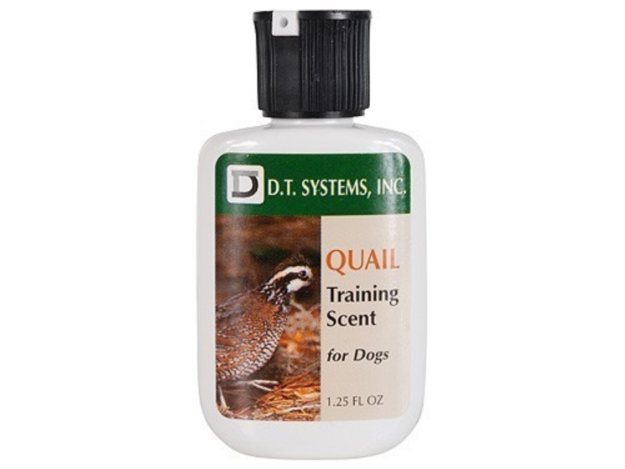 D.T. Systems Quail Scent Liquid 1-1/4 oz
