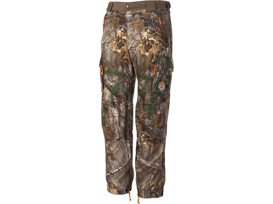 Scent-Lok Men's Cold Blooded Pants Polyester Realtree Xtra