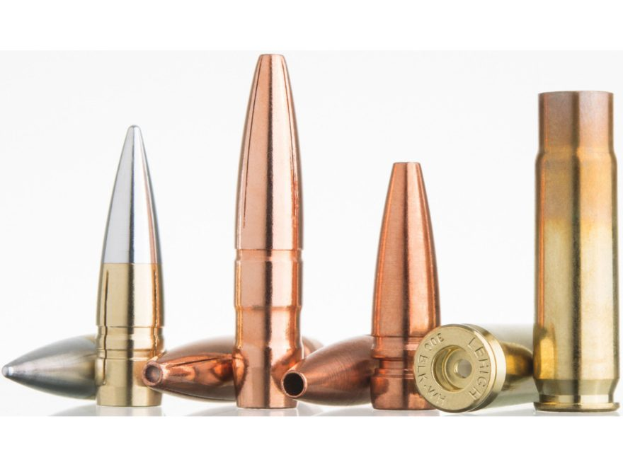 Lehigh Defense Bullet/Brass Sample Pack 300 AAC Blackout