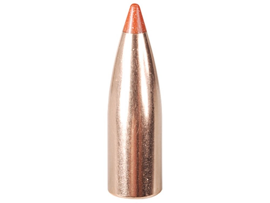 Nosler Ballistic Tip Varmint Bullets 22 Caliber (224 Diameter) 40 Grain Spitzer Flat Ba...