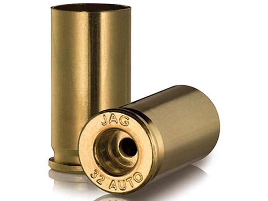 Jagemann Reloading Brass 32 ACP Bag of 100