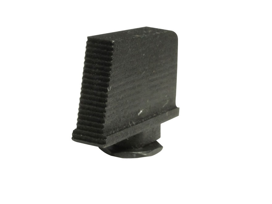Kensight Front Sight Glock All Models Steel Black Serrated Blade