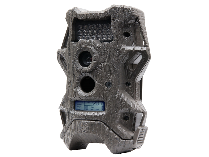 Wildgame Innovations Cloak Pro 10 Infrared Game Camera 10 Megapixel Brown Swirl Camo