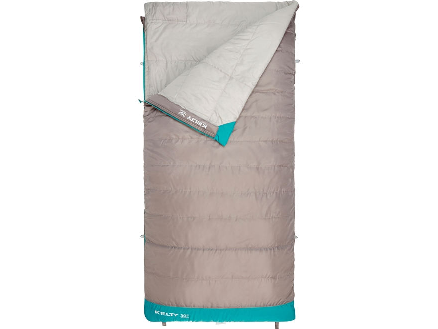 Kelty Callisto 30 degree Women's Sleeping Bag Polyester Putty