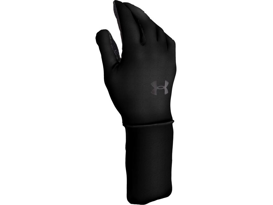 Under Armour UA ColdGear Liner Gloves Polyester Black