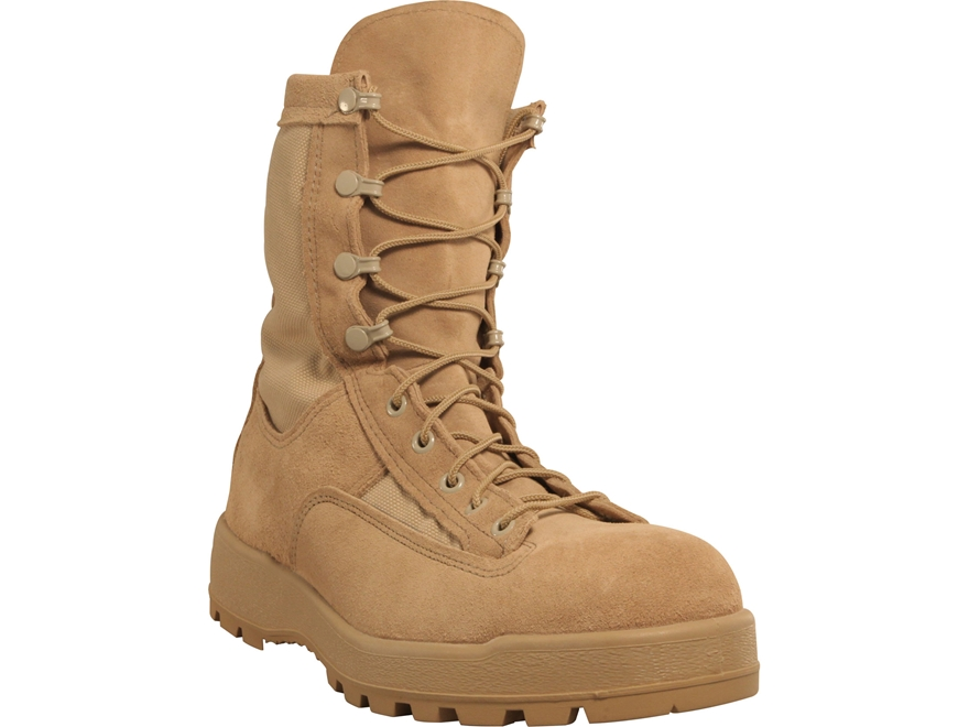 Military Surplus Warm Weather GORE-TEX Combat Boot