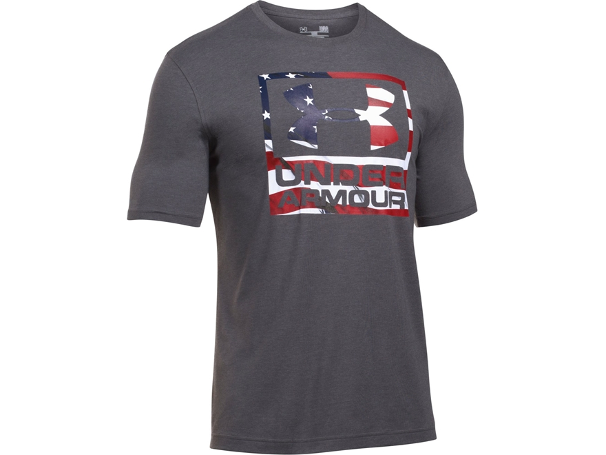 Under Armour Men's UA BFL T-Shirt Short Sleeve Cotton and Polyester