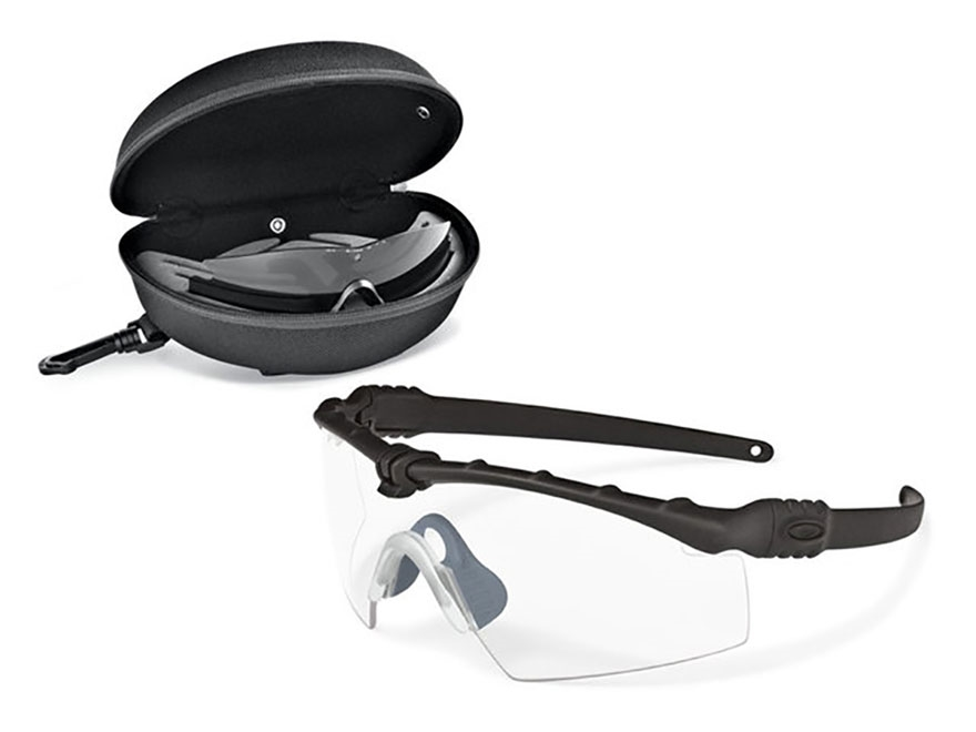 oakley si ballistic m frame 30 shooting glasses