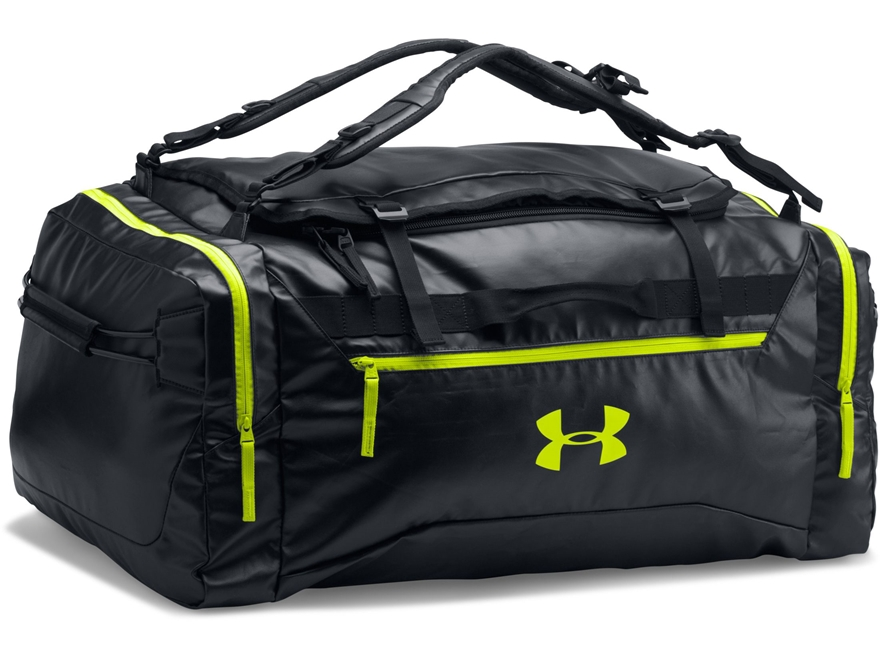 Under Armour UA Scent Control Duffle Bag Nylon Black