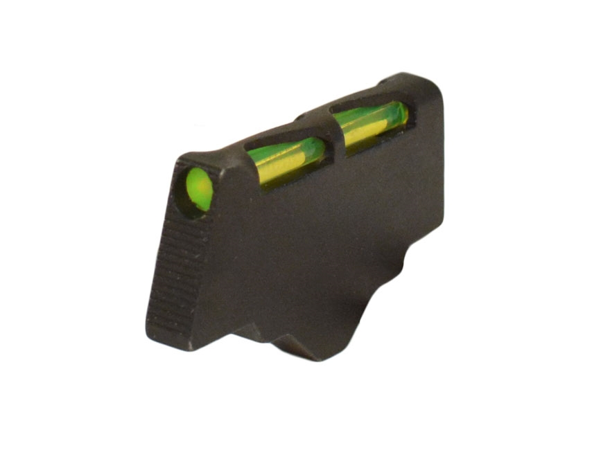 HIVIZ LITEWAVE Front Sight Pinned Ruger Stainless Steel Super Blackhawk, Blackhawk, Bis...