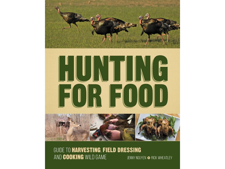 """Hunting For Food"" Book by Jenny Nguyen"