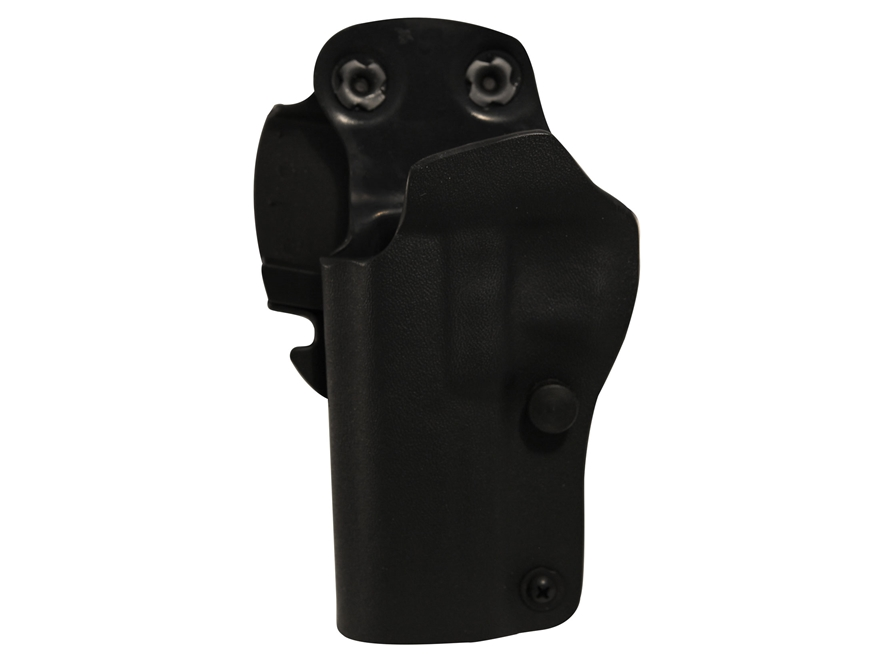 Double-Alpha IDPA PDR-PRO Holster 1911 Government Kydex Black