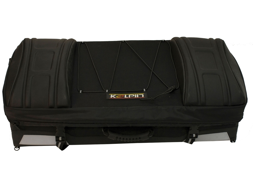 Kolpin Powersports TrailTec ATV Gear Bag Black