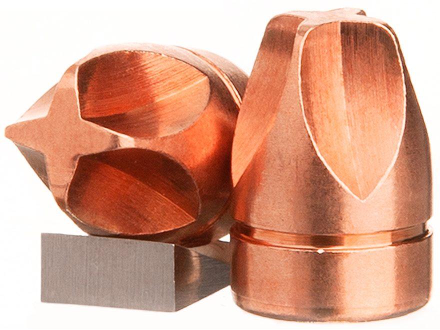 Lehigh Defense Xtreme Defense Bullets 380 ACP (355 Diameter) 65 Grain Solid Copper Flui...