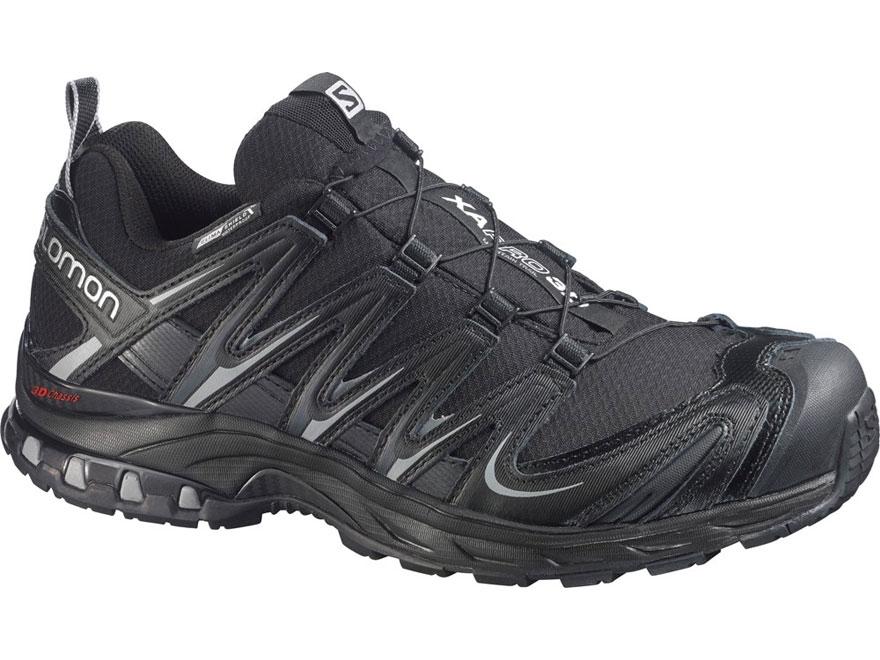 "Salomon XA Pro 3D CS 4"" Waterproof Trail Running Shoes Synthetic Men's"
