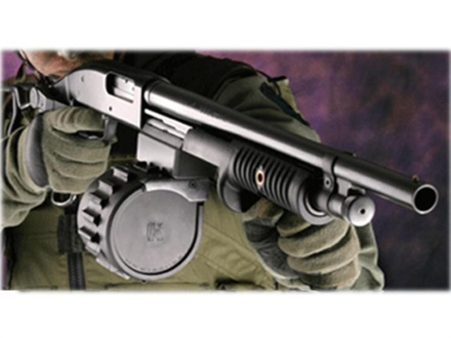 Knoxx Sidewinder Shotgun Conversion Kit with 10-Round Drum Magazine Maverick 88, Mossbe...