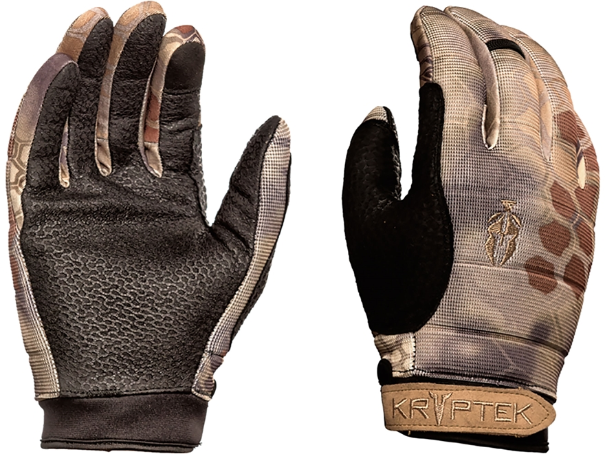 Kryptek Gunslinger Gloves Synthetic Blend