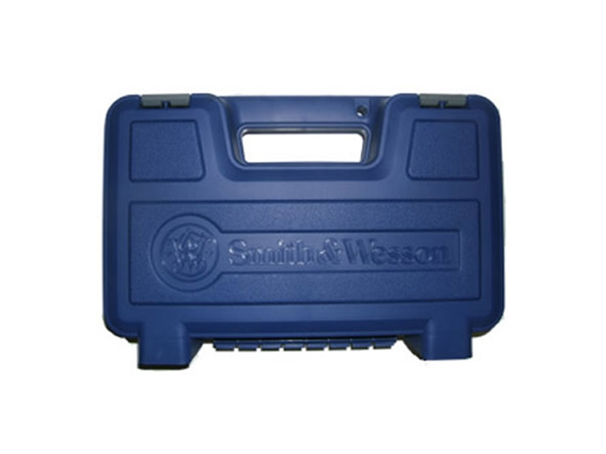 "Smith & Wesson Polymer Gun Box Up to 6"" Barrels"