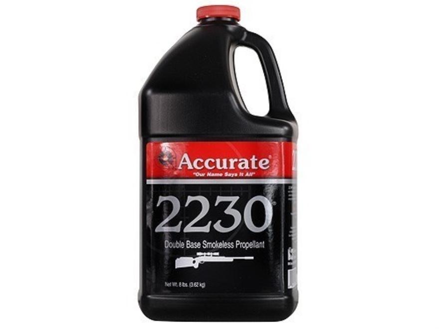 Accurate 2230 Smokeless Powder