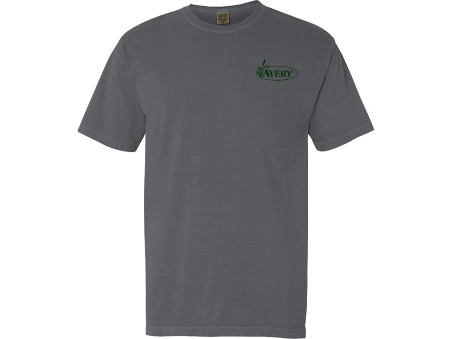 Avery Men's Signature Logo T-Shirt Short Sleeve Cotton