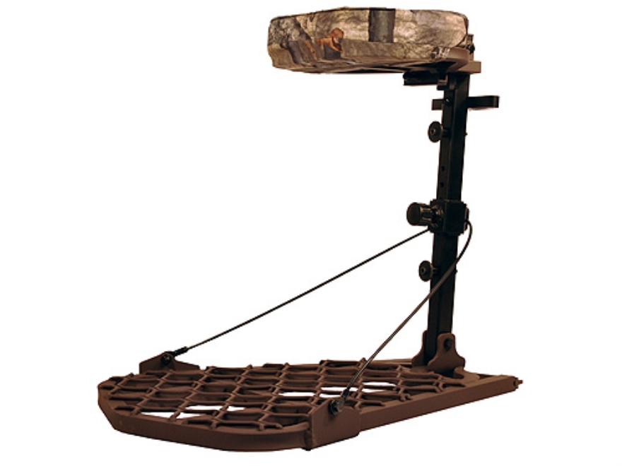 Muddy Outdoors Hunter Pro Hang On Treestand Aluminum