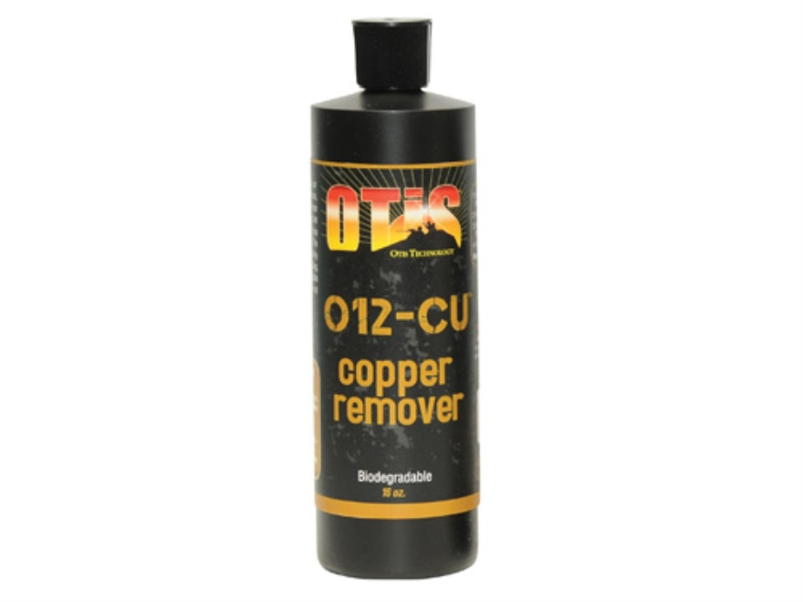 Otis O12-COP Copper Remover 16 oz Liquid