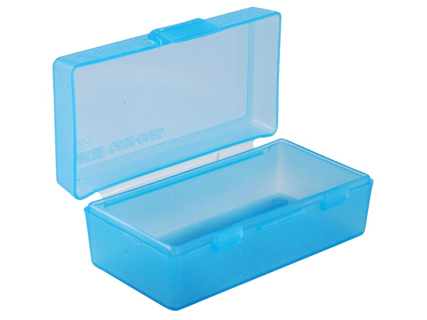 "MTM Utility Box 4.2"" x 2.4"" x 1.5"" Clear-Blue"