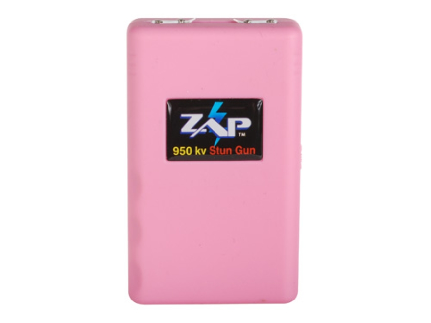 ZAP 950,000 Volt Stun Gun with 3 CR123A Batteries Polymer