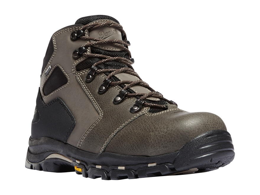 "Danner Vicious 4.5"" Non-Metallic Safety Toe Work Boots Leather"