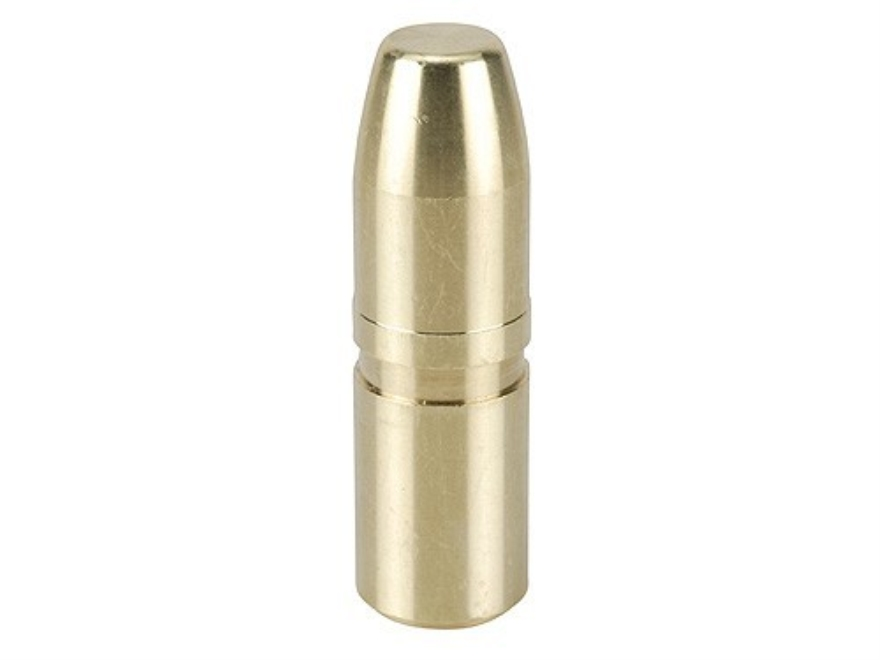 Nosler Solid Bullets 458 Caliber (458 Diameter) 500 Grain Flat Nose Lead-Free Box of 25
