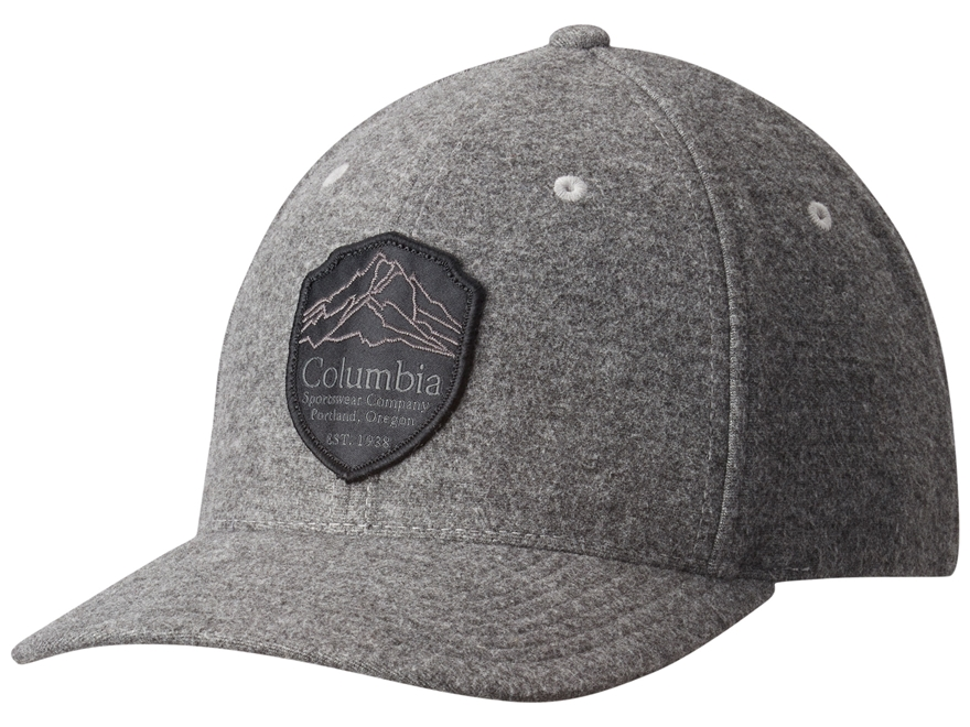 Columbia Lodge Patch Cap Synthetic Blend