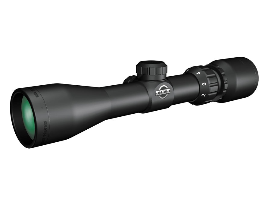 BSA Edge Pistol Scope 2-7x 28mm Duplex Reticle Matte