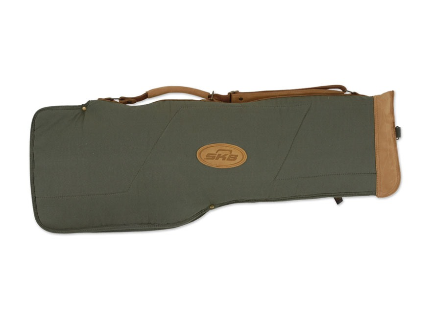 "SKB Dry-Tek Takedown Shotgun Case 32"" Nylon Green"
