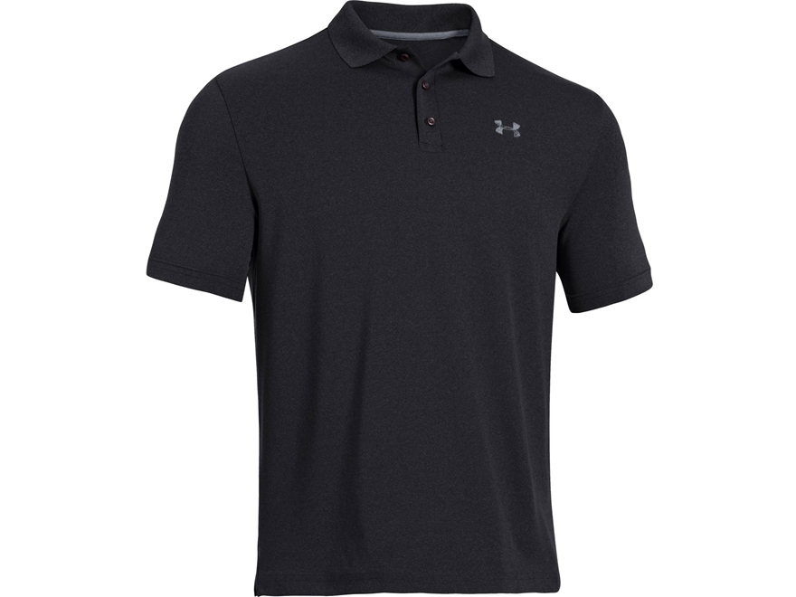 Under Armour Men's UA Performance Polo Shirt Short Sleeve Polyester