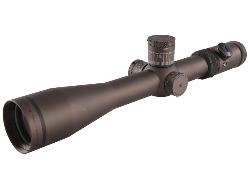 Vortex Optics Razor HD Rifle Scope 35mm Tube 5-20x 50mm Side Focus (25 MOA/Rev) First F...
