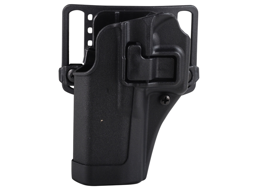 BLACKHAWK! CQC Serpa Holster Springfield XD Service and Compact Polymer Black